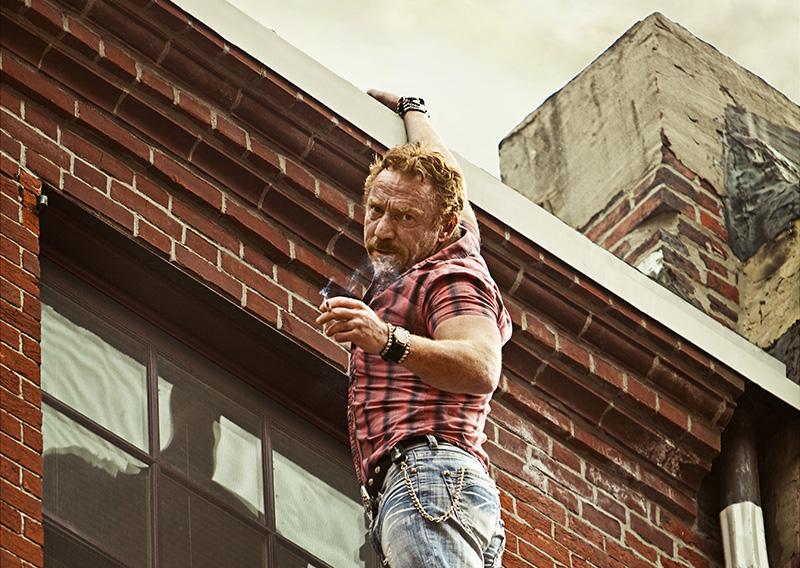 "Danny Bonaduce for Philadelphia Magazine Image by ""Shea Roggio""/"
