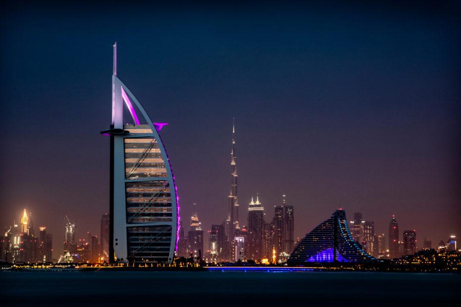 Burj Al Arab By Shea Winter Photography