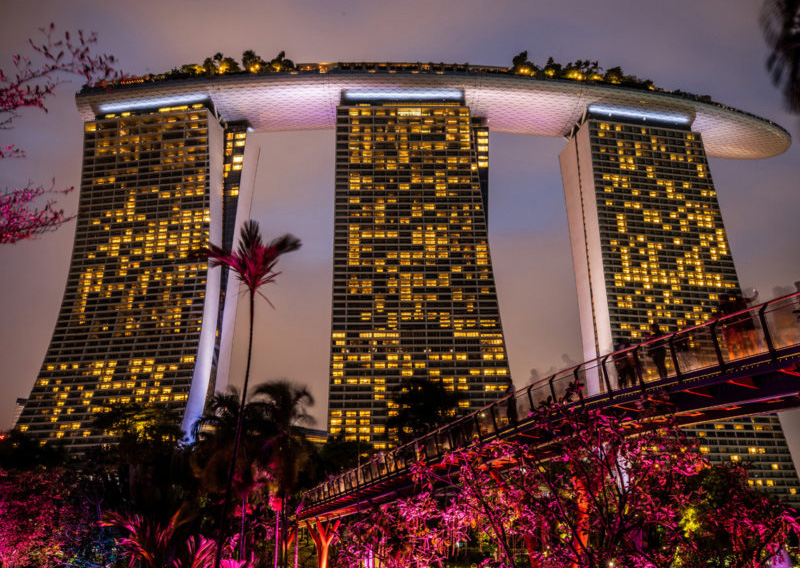 Singapore Travel Photography By Shea Winter