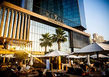 Rixos Premium Dubai, a stylish urban hotpsot located in the heart of Dubai's Jumeirah Beach Residence where iconic design meets contemporary luxury.