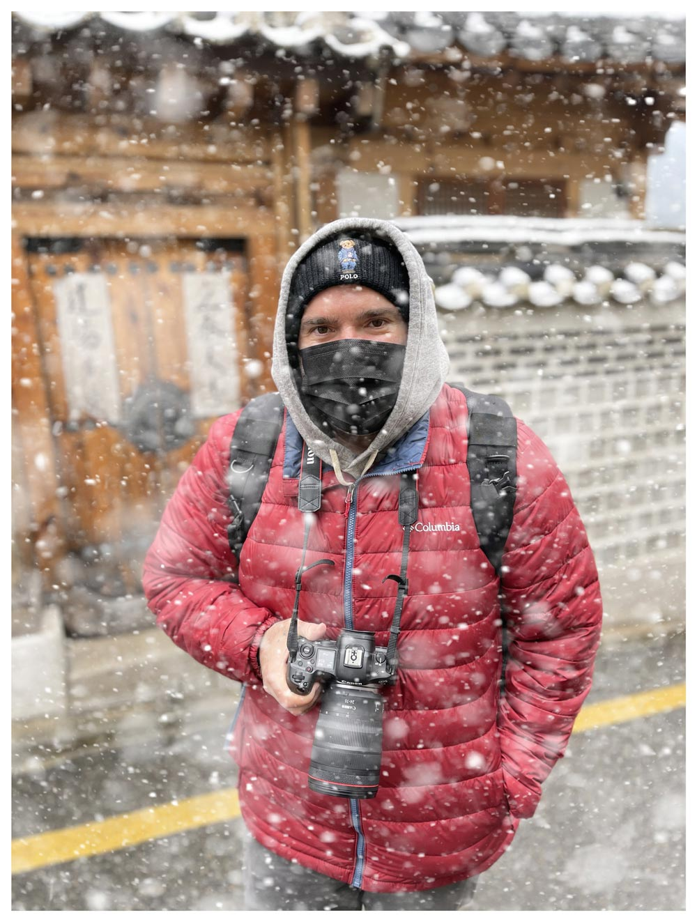 Shea Winter Roggio Taking Photos
