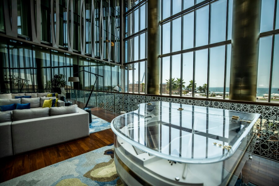 Breathtaking View Hotel Photography
