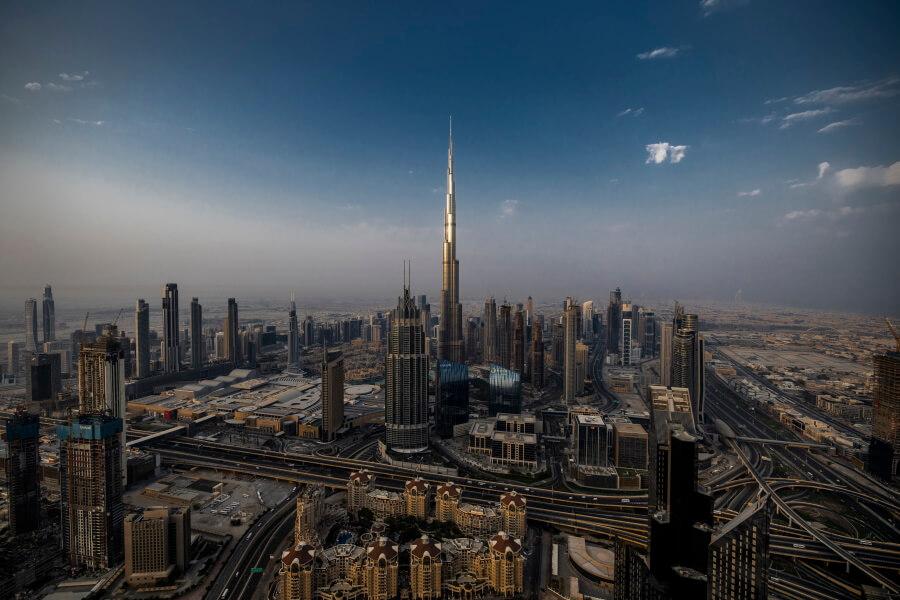 Dubai Travel Photography