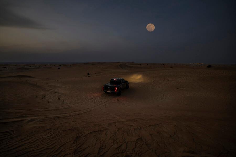 Exploring Desert Documentary Photography