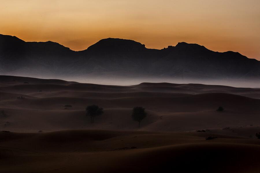 Exploring Desert Travel Photography