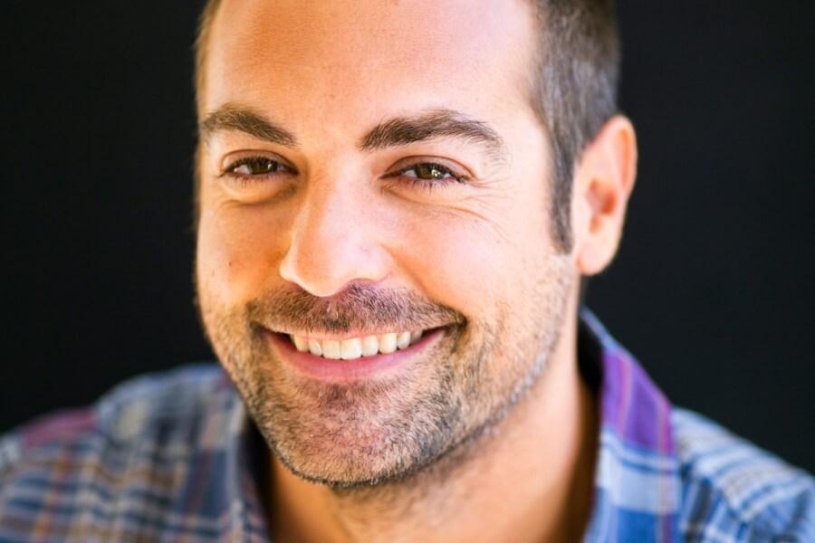 Anthony Carrino Headshot Photography