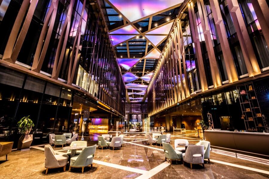 Hotel Lobby Hotel Photography