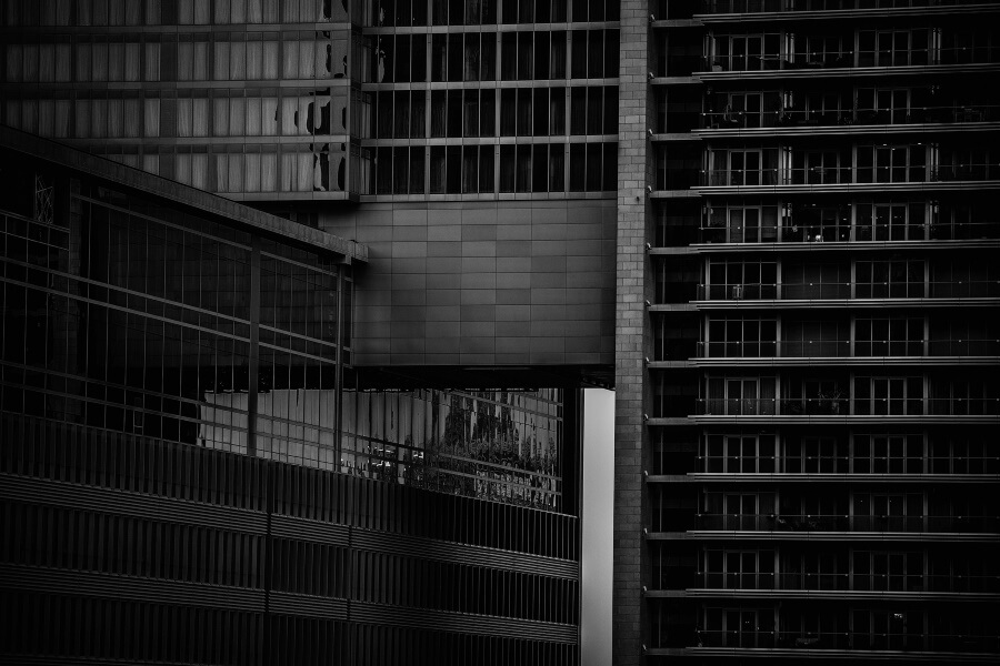 Modern Buildings Abstract Fine Art Photography