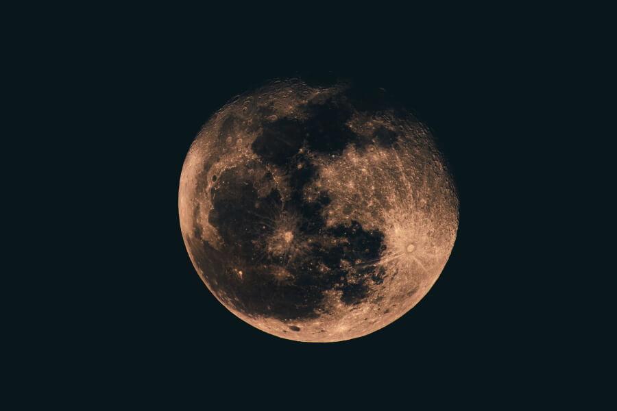 Moon Abstract Fine Art Photography
