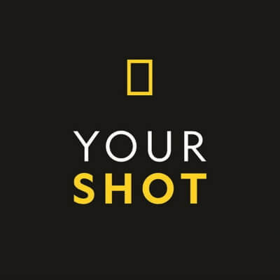 National Geographic Your Shot Photographer Logo