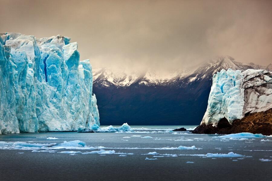 Perito Moreno Glacier Travel Photography