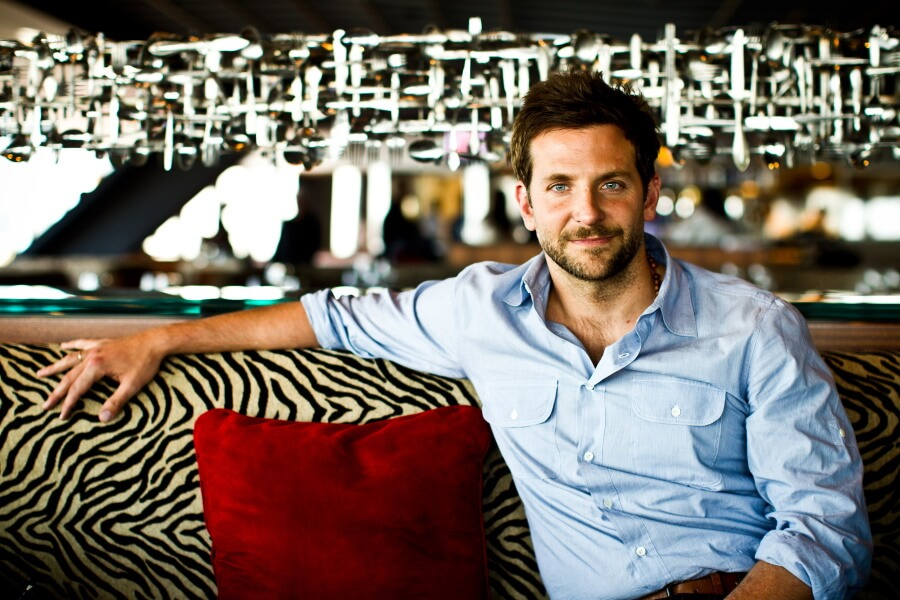 Bradley Cooper Portrait