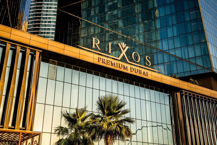 Rixos Premium Dubai Hotel Photography