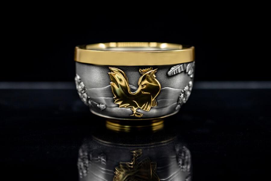 Royal Selangor Cup From Kuala Lumpur Product Photography