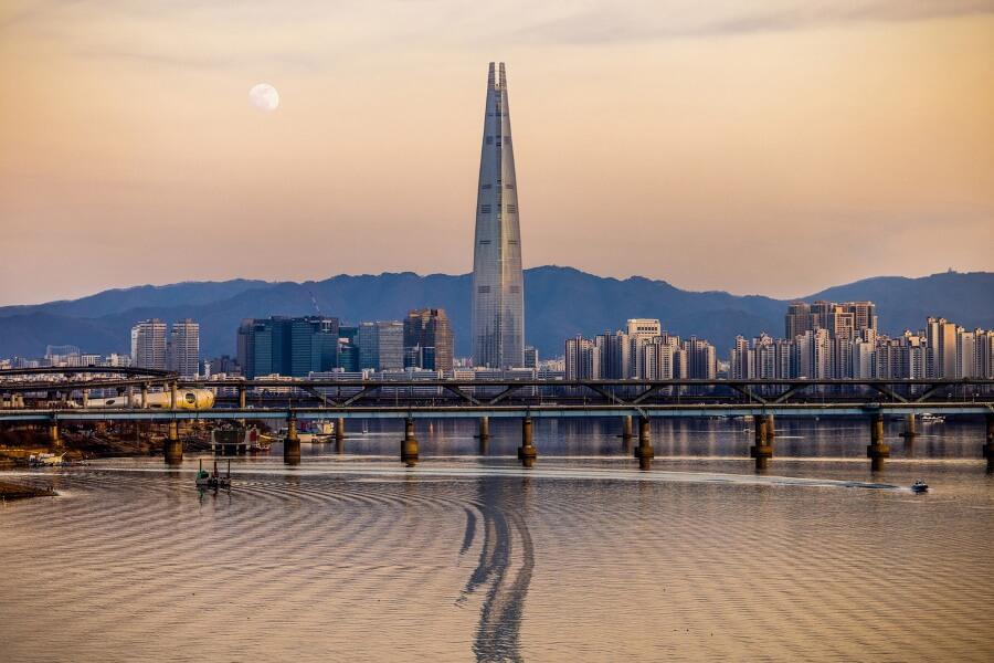 Seoul South Korea Travel Photography