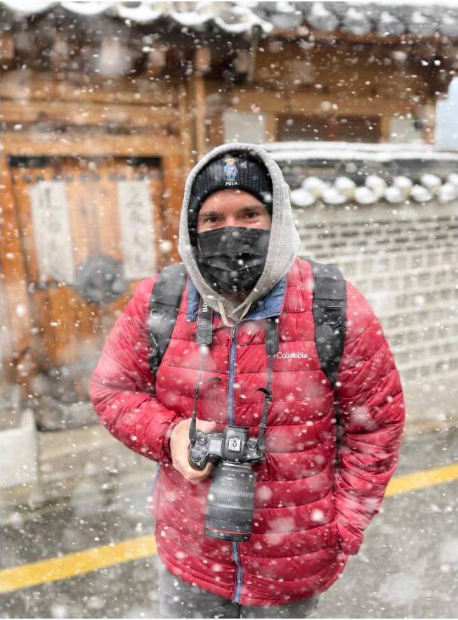 Shea Winter Roggio Travel Photographer