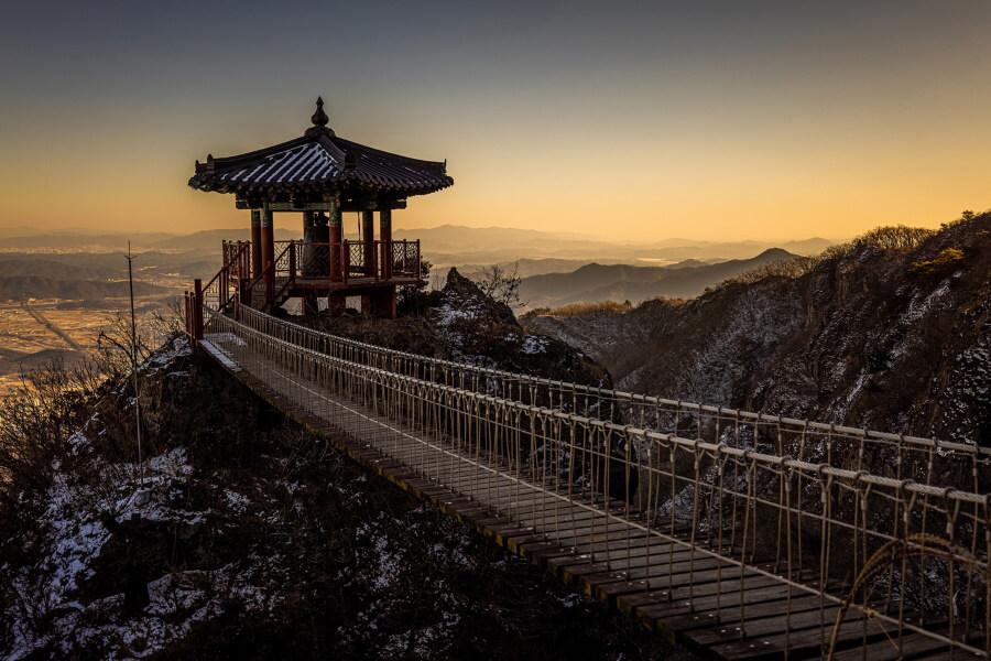 Temple Hidden Gem In South Korea Travel Photography