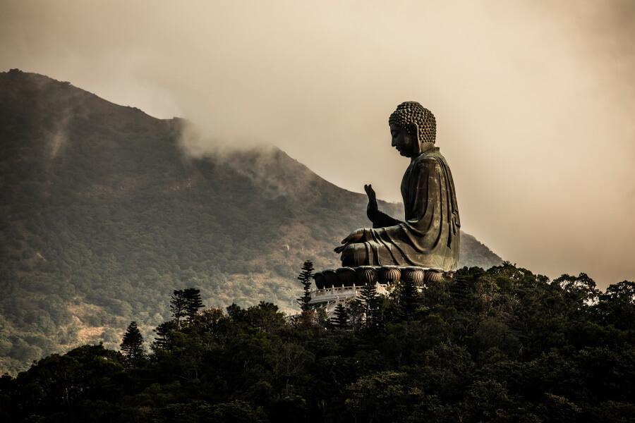 Tian Tan Buddha Hong Kong Travel Photography