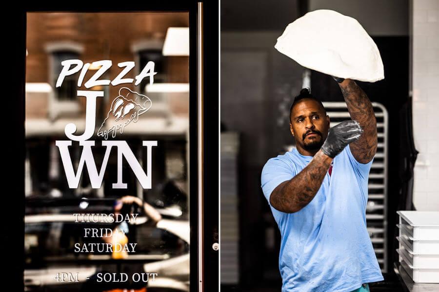 Pizza Jawn Manayunk Philadelphia Restaurant