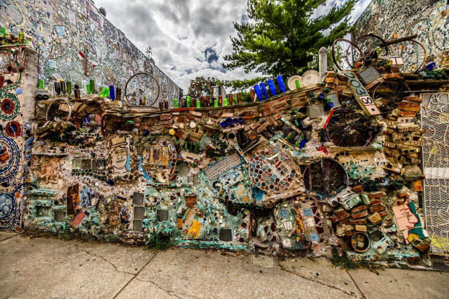 Philadelphias Magic Gardens