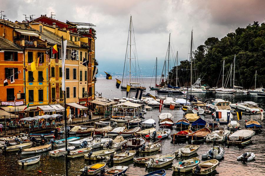 Portofino Italy Travel Photography