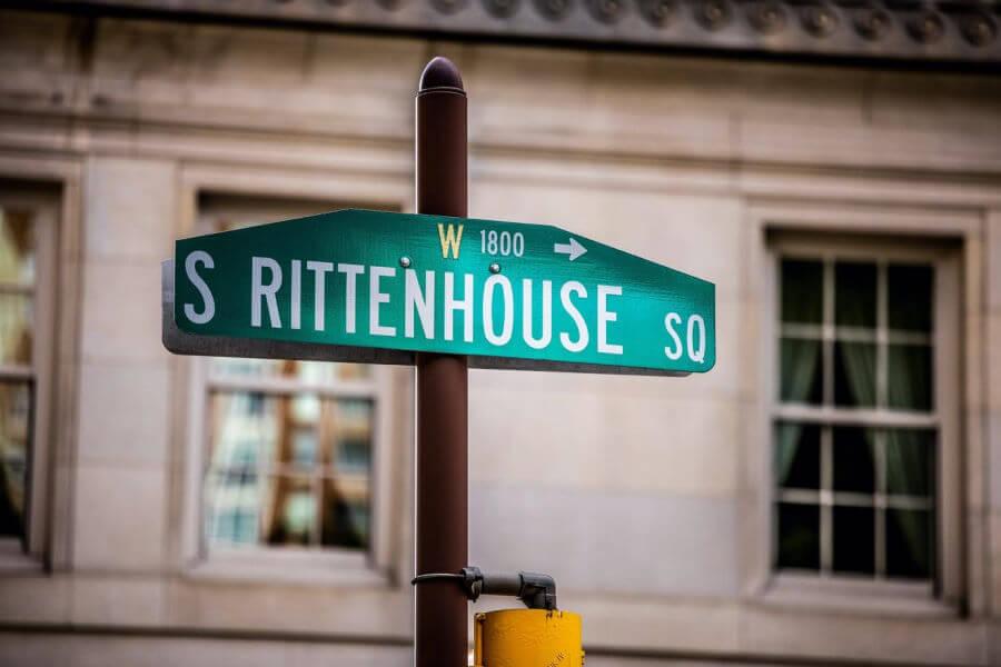 Rittenhouse Square Park