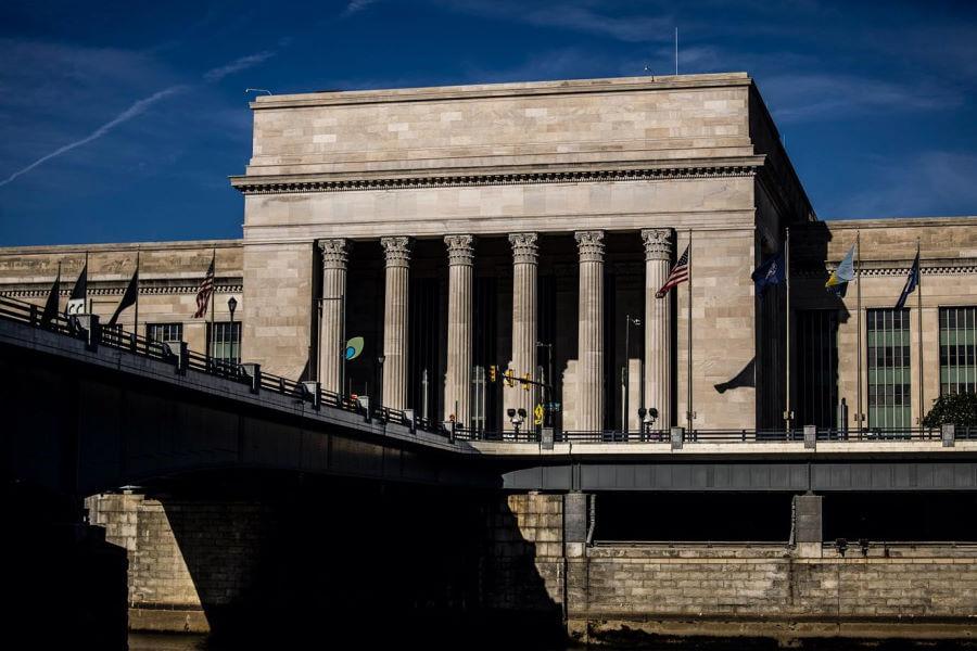 William H Gray III 30th Street Station Philadelphia