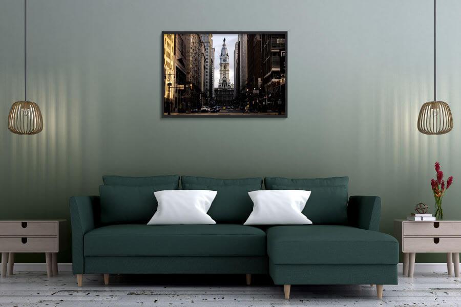 Framed Philadelphia Photography Prints