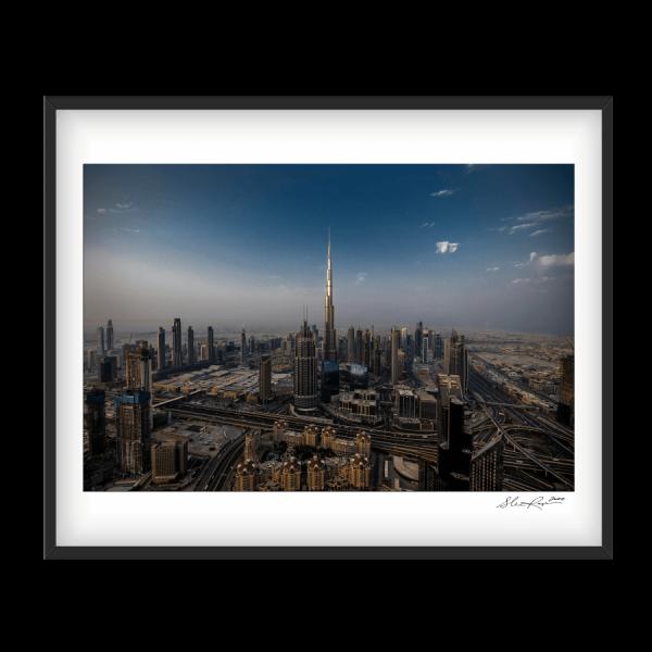 Shea Winter Photo Fine Art Print Of Dubai